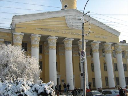 Воронежская Государственная Лесотехническая Академия.
