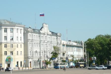Администрация городского округа Воронеж.