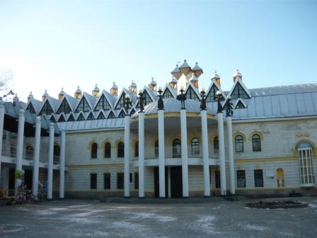 Вороенжский кукольный театр.