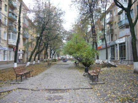 Улица Кардашова.