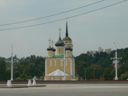 Адмиралтейская церковь