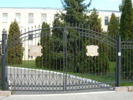 Ворота ВГАСУ