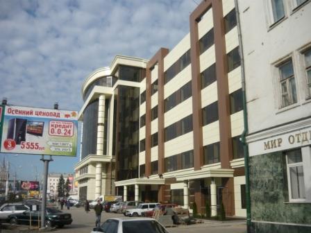 Строительство офисного центра (фото 2)