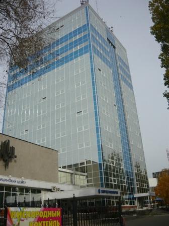 Здание проектного института