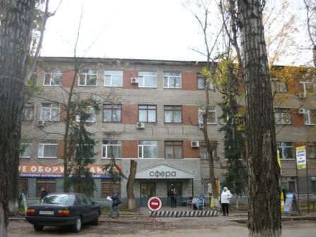Воронеж, ул.Волгоградская д.30