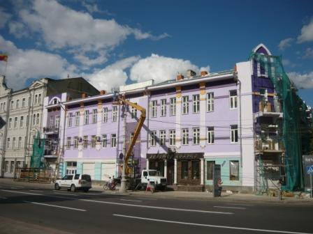 Дом по улице Плехановская