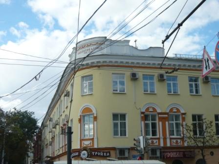 Улица Фридриха Энгельса, 56